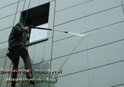 очищенню фасадів Львв