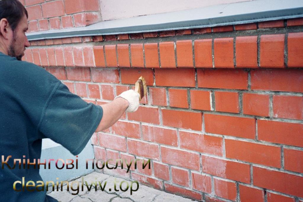 Очищення фасадів Львів